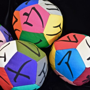 Katakana Balls