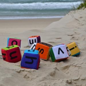 Alphabet Foamies