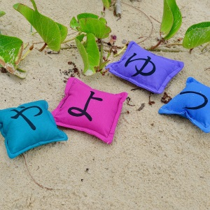 Hiragana Mini Soft Bags – Blenders
